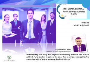 International ProAktivity Summit 2015 page 1