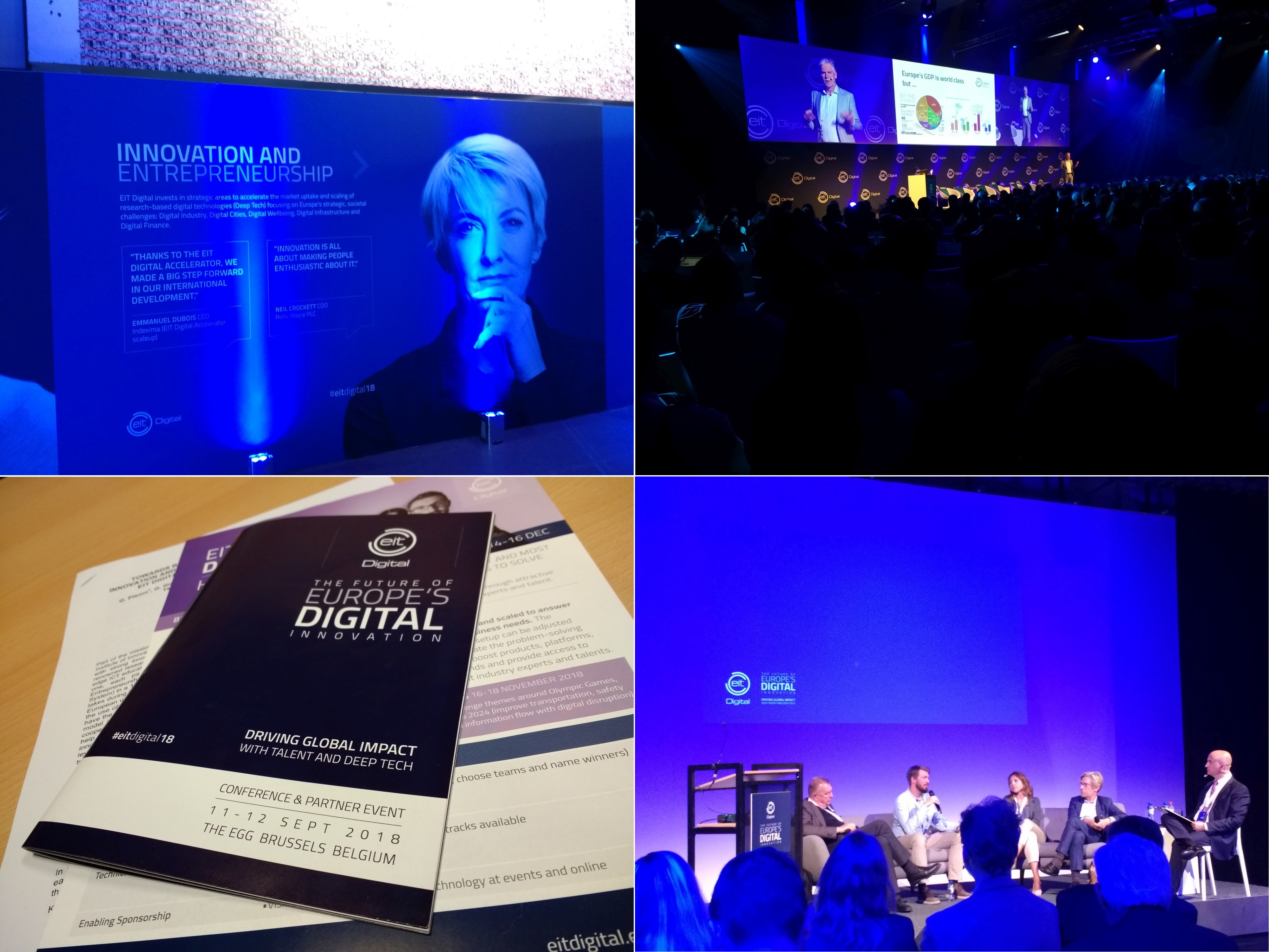 EIT Digital Conference (by YouthProAktiv)
